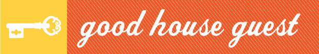 good house guest logo
