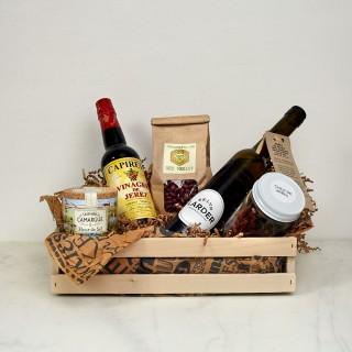 Awesome gift basket, BKLYN Larder, bklynlarder.com
