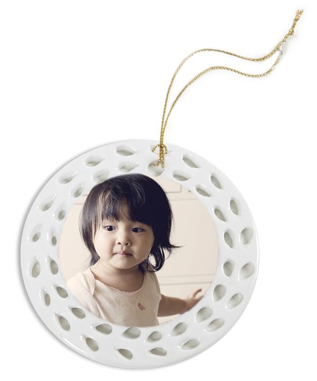 Shutterfly Ornament