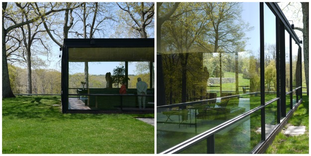 Philip Johnson Glass House / Good House Guest